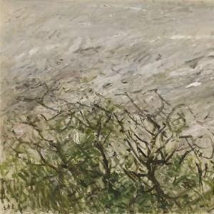 Elinor Bellingham-Smith (1906-1988) LANDSCAPE, BILDESTON, SUFFOLK