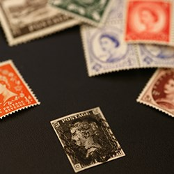 Homes and Interiors to include a Single Owner Collection of Stamps