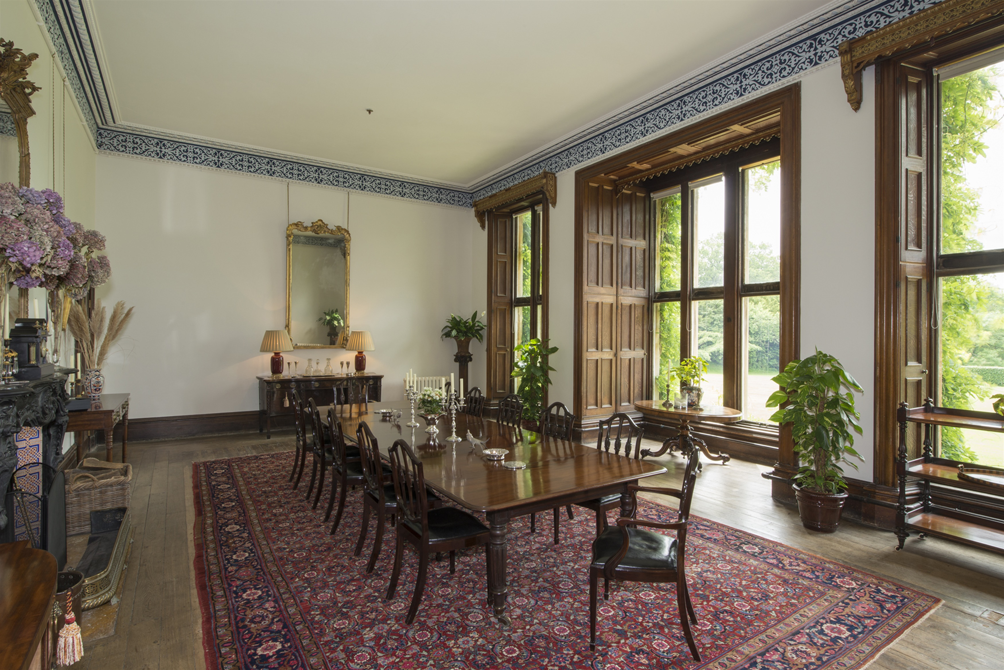 Alderley House Dining Room