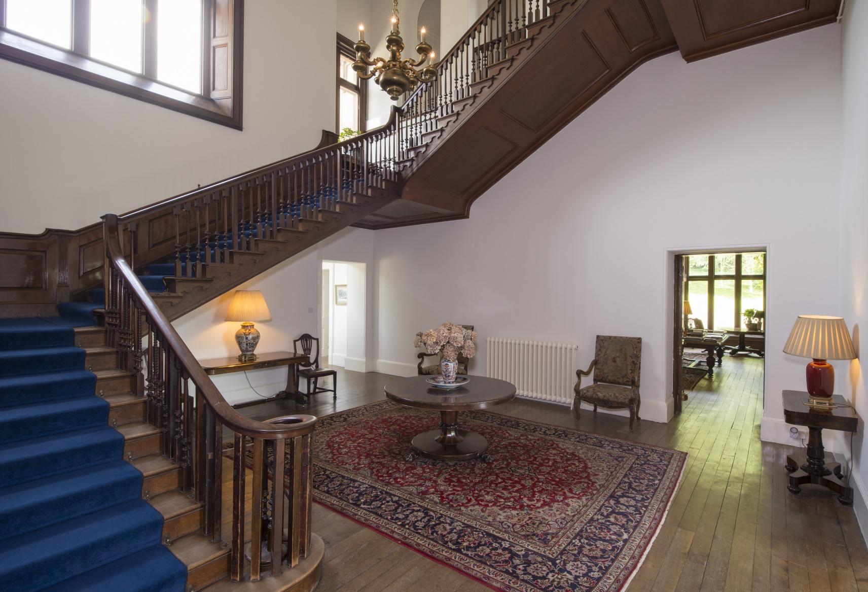 Alderley House Stairwell