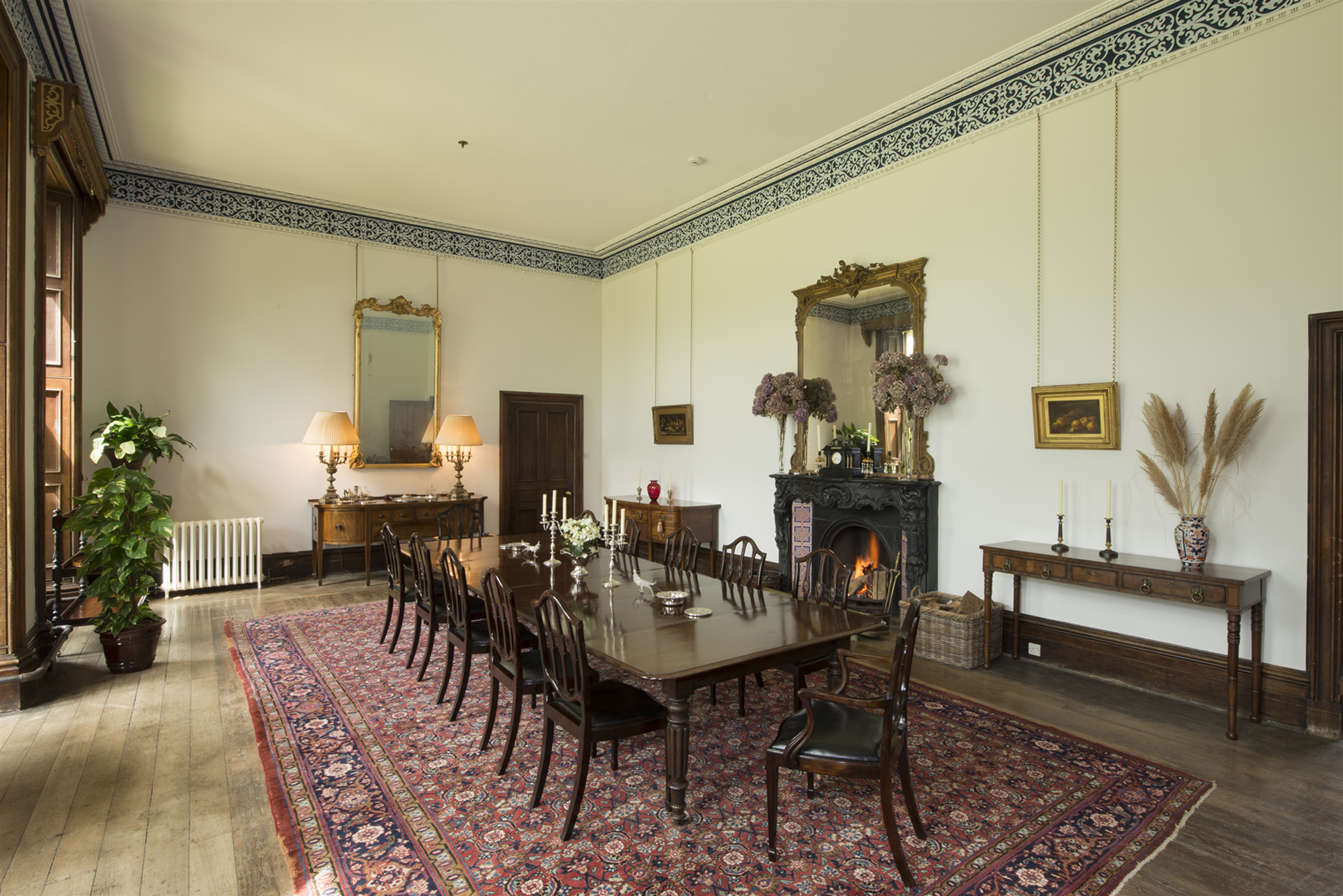 Alderley House Dining Room