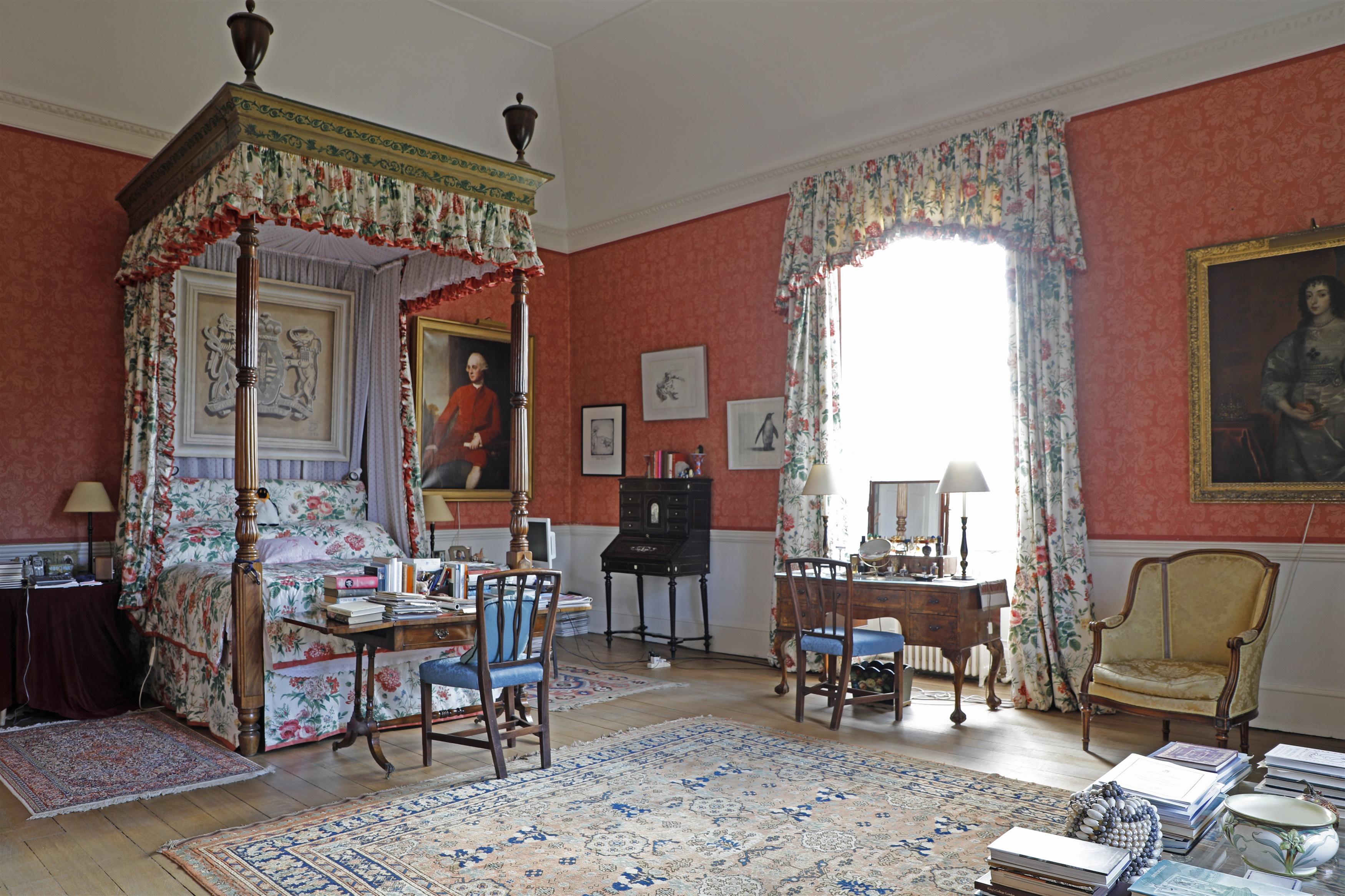 Burnham Westgate Hall Main Bedroom