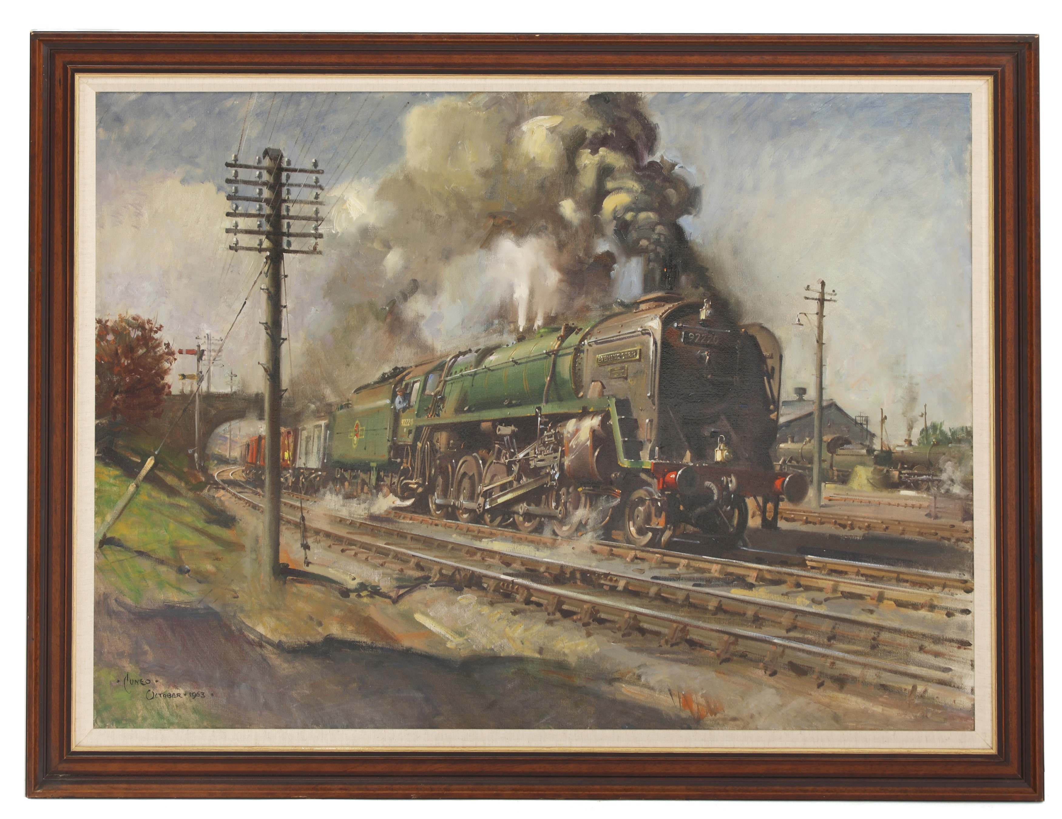 Evening Star - Terence Cuneo