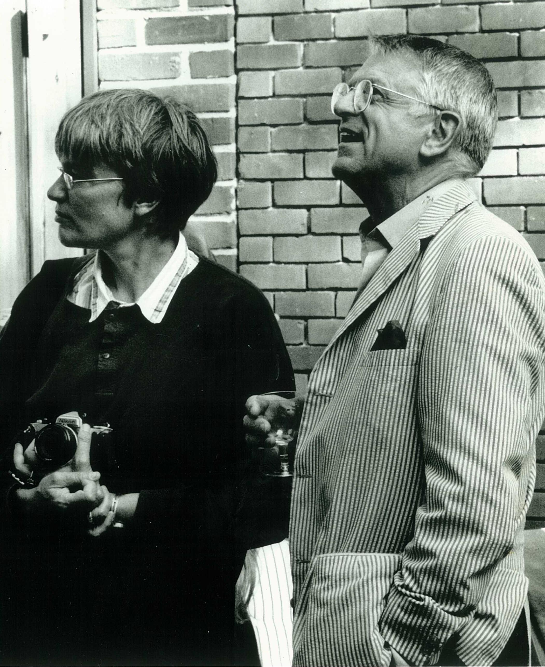 MJ Long & Colin Sandy St John Wilson