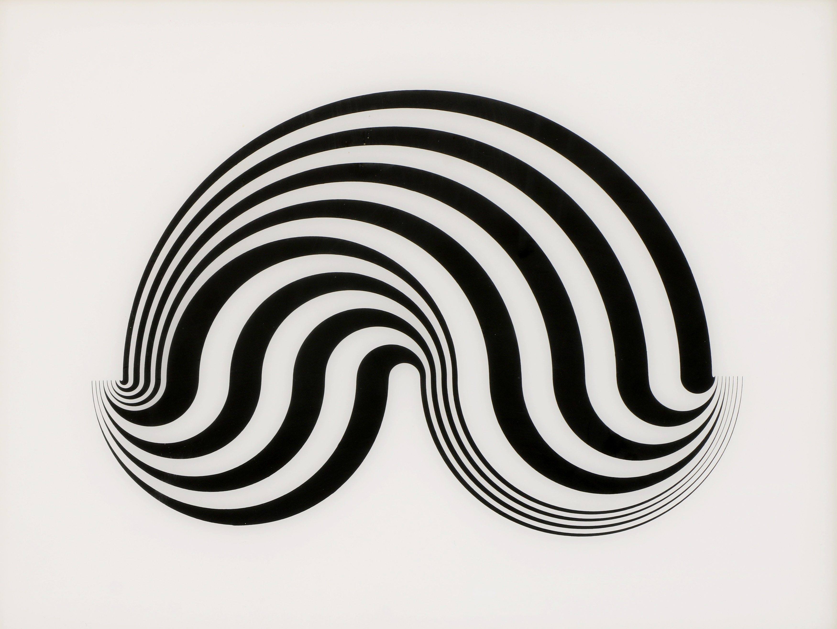 Bridget Riley Fragment 5