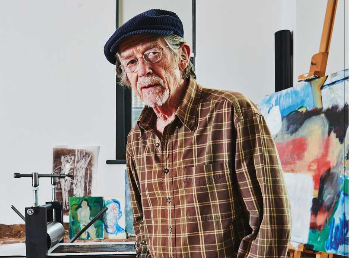 Sir John Hurt copyright Andi Sapey