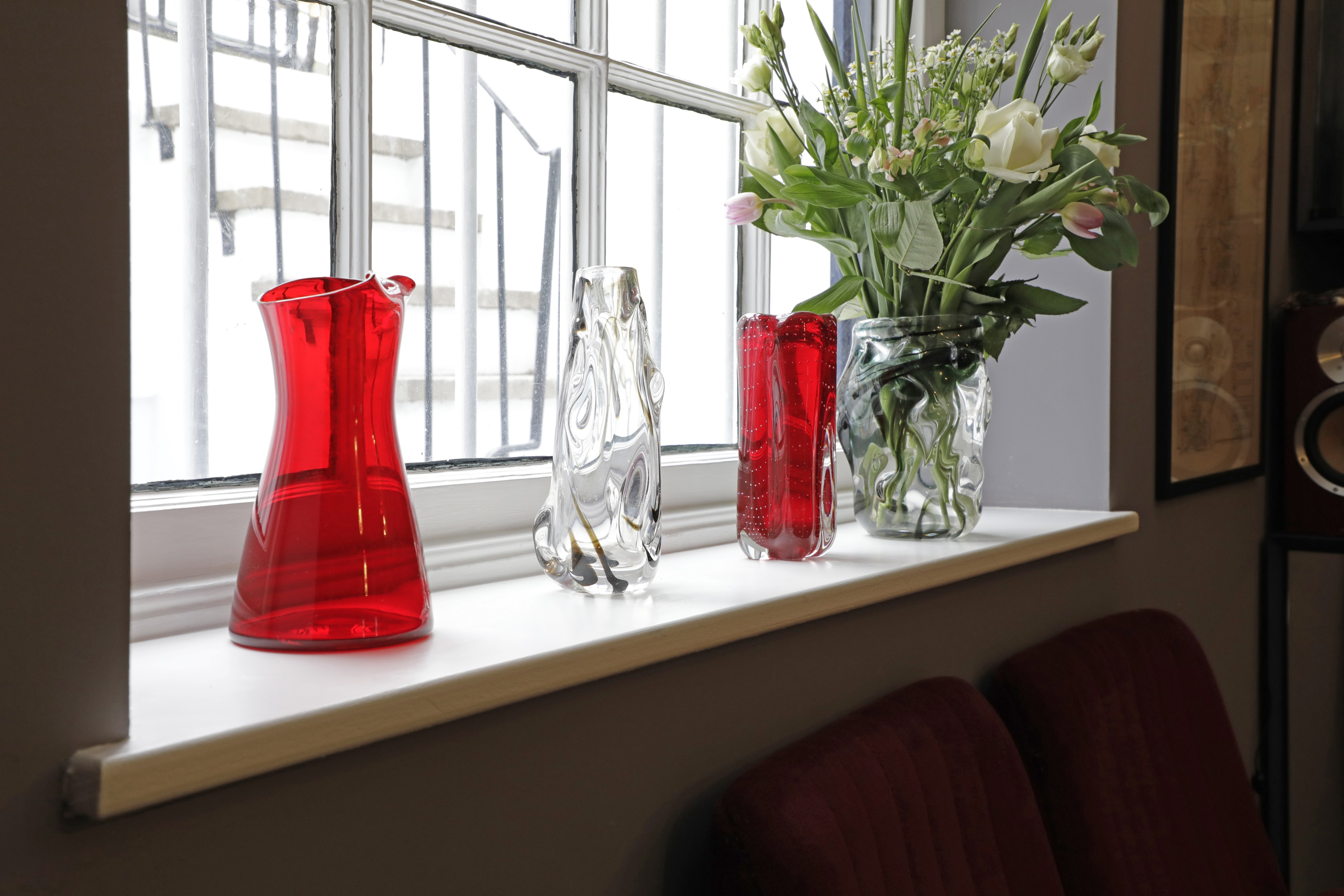 Rosie Millard glass
