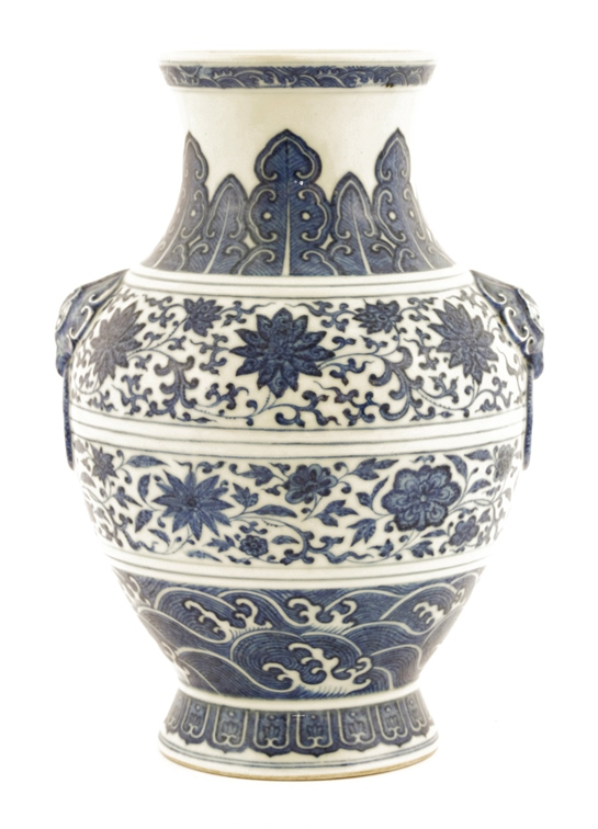 Chinese vase discovered on instagram