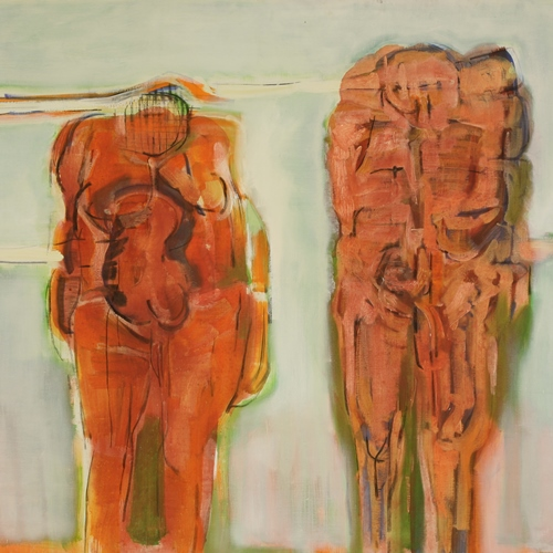 STANDING FIGURES by Anthony Underhill