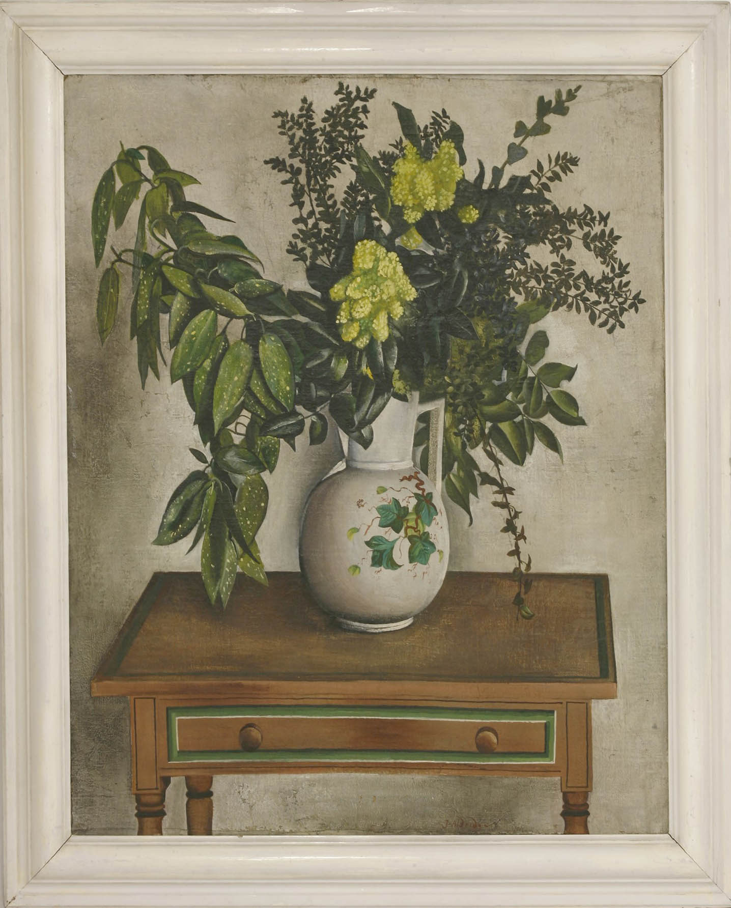 John Aldridge RA (1905-1983) EVERGREENS. Sold for £6,100 including premium at Sworders in July 2018