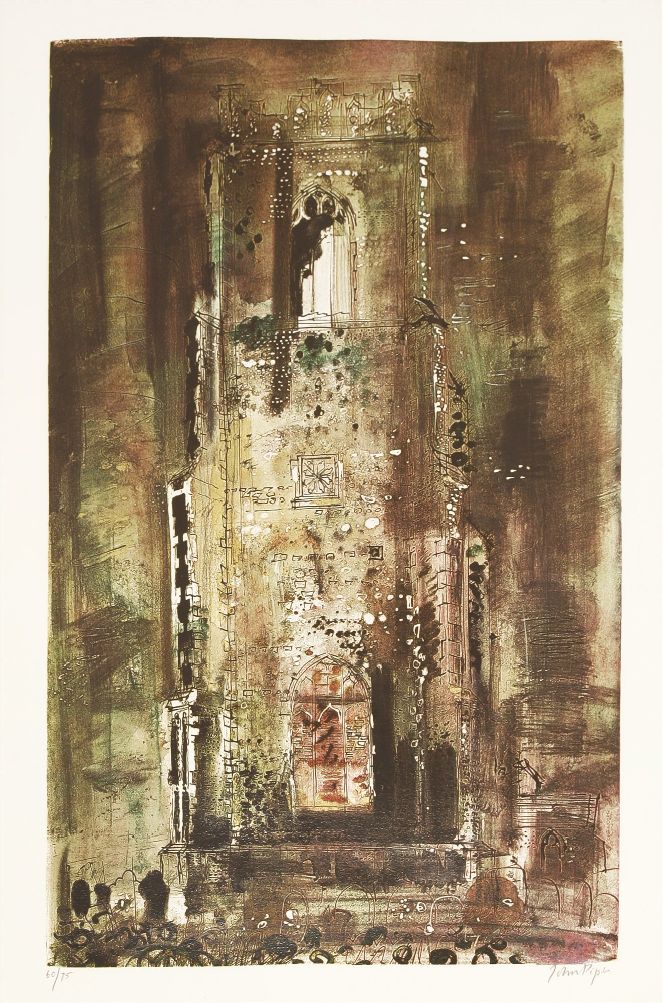 John Piper - Corton Church