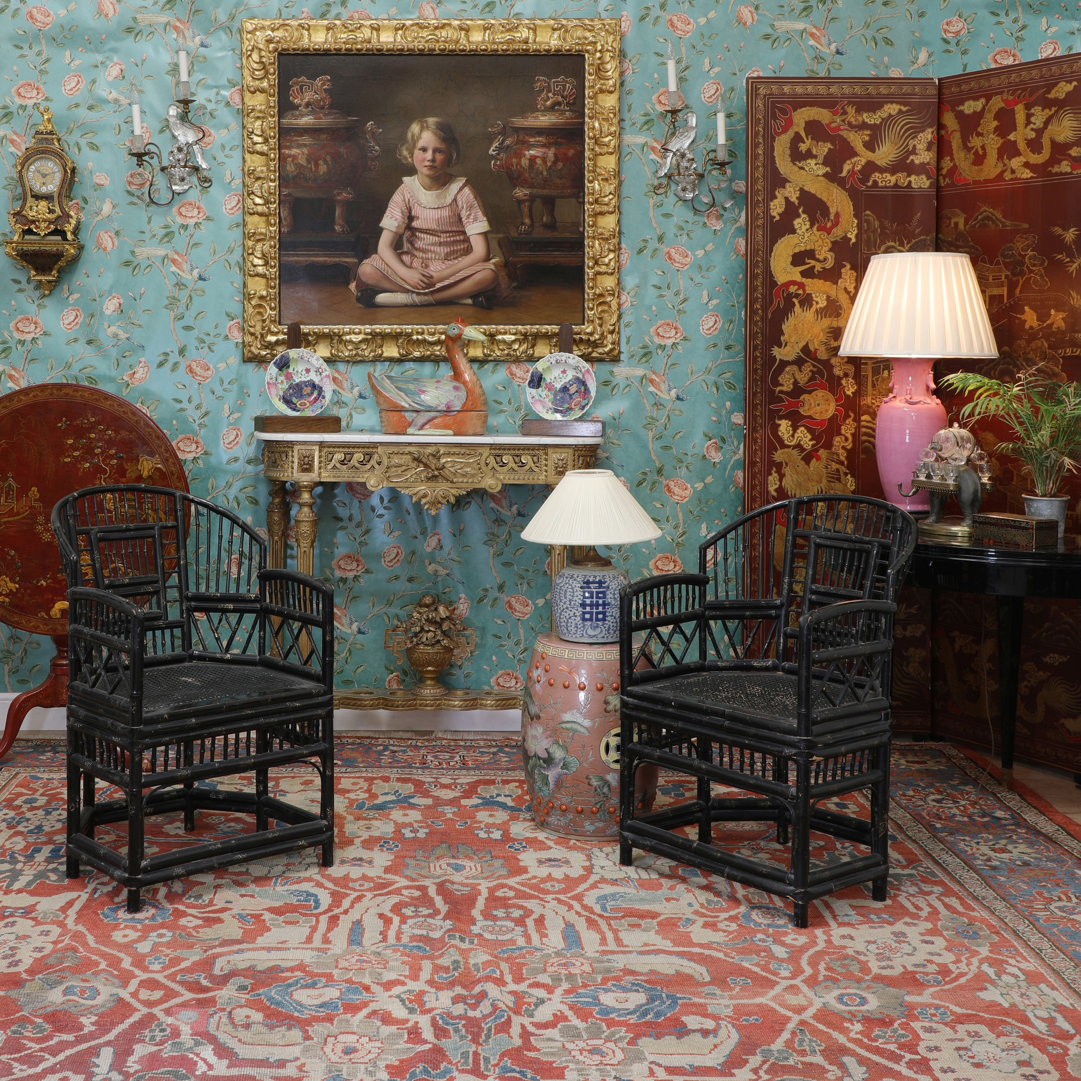 Chinoiserie And The Influence Of Asia