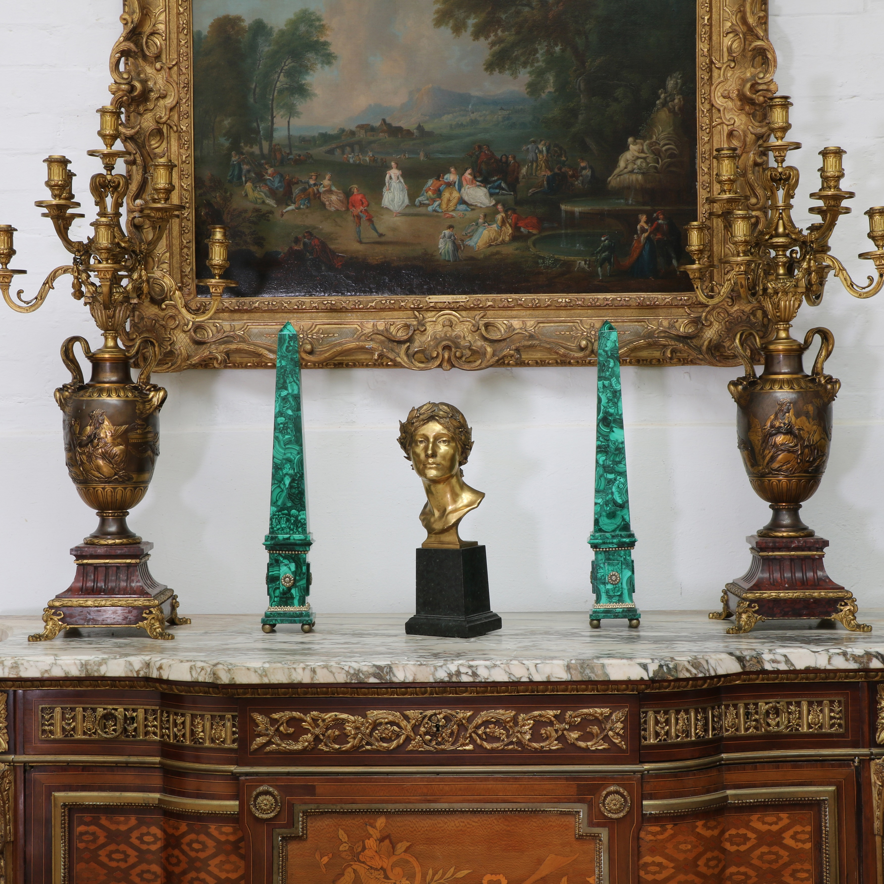 French and Continental Furniture, Works of Art and Pictures