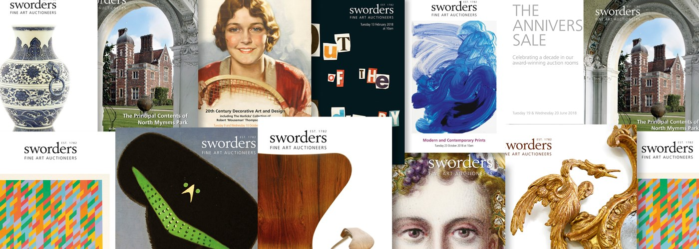 Sworders Catalogues
