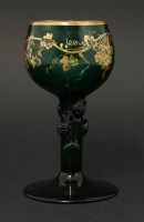 Lot 55 - A SINGLE OWNER COLLECTION OF GLASSWARE