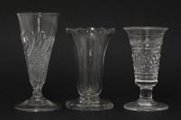 Lot 78 - Three Jelly Glasses