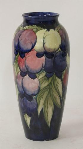 116 - A large Moorcroft Pottery vase