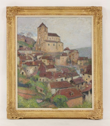 Lot 225 - Henri Jean Guillaume Martin (French