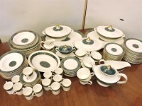 550 - An extensive Royal Doulton dinner