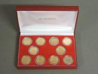 1074 - Ten gold sovereigns