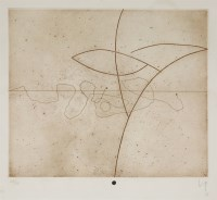 Lot 83 - *Victor Pasmore CH CBE (1908-1998)  UNTITLED Etching and aquatint