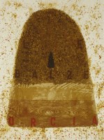Lot 74 - *Joe Tilson RA (b.1928) 'CRETE SENESI ORCIA' Screenprint and woodblock in colours 1995