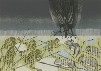 Lot 3 - *Edward Bawden RA (1903-1989) AESOP'S FABLES: FROG