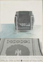 Lot 84 - *David Hockney RA (b.1937) 'DAVID HOCKNEY AT ANDRE EMMERICH