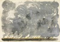 Lot 7 - *Bernard Cheese (1925-2013) 'BURNING FIELD 2'