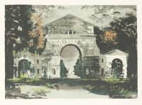 Lot 44 - *John Piper CH (1903-1992) HOLKHAM GATE