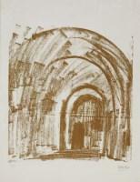 Lot 49 - *John Piper CH (1903-1992) MALMESBURY