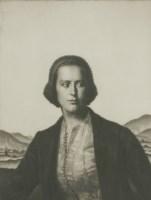 Lot 56 - *Gerald Leslie Brockhurst RA (1890-1978) 'YOUNG WOMANHOOD' Etching