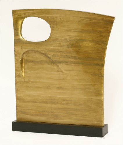 199 - *Robert Adams (1917-1984) 'SLIM BRONZE NO. 1 OPUS 330' Polished bronze