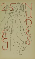 Lot 67 - Eric Gill (1882-1940) FROM '25 NUDES' BY ERIC GILL