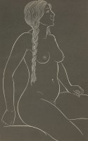 Lot 72 - Eric Gill (1882-1940) FROM '25 NUDES' BY ERIC GILL