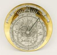 404 - A Fornasetti 'Astrolabio' plate
