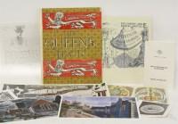 Lot 15 - *Edward Bawden RA (1903-1989) THE QUEEN'S BEASTS Watercolour 28.5 x 22.5cm; a portfolio of ...
