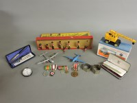 Lot 85 - A Dinky super toy Coles mobile crane