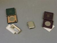 Lot 71 - A silver vesta case
