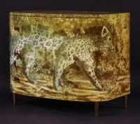 409 - A 'Leopard' chest of drawers