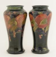 53 - Two Moorcroft 'Pomengranate' vases