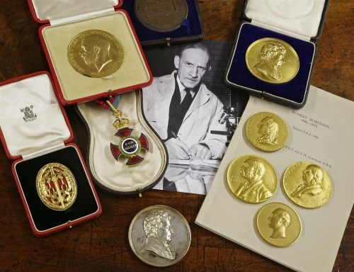 37 - An important collection of medals and awards
