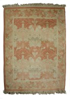 Lot 38 - A Turkish hand knotted wool carpet