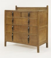 Lot 102 - A Gordon Russell 'Stow' oak chest of drawers