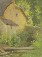 Lot 95 - *Cyril Frost (1880-1971) 'CHERRY'S MILL