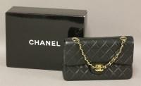 1280 - A Chanel 'Classic 2.55' medium double flap bag