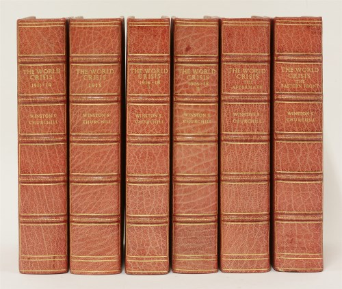 Lot 200-ASPREY & Co.  BINDING: CHURCHILL