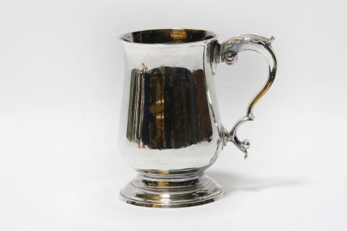 Lot 116-A George I silver mug