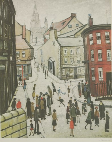 1257 - After L S Lowry (British