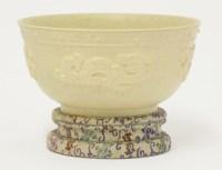 81 - A stoneware bowl